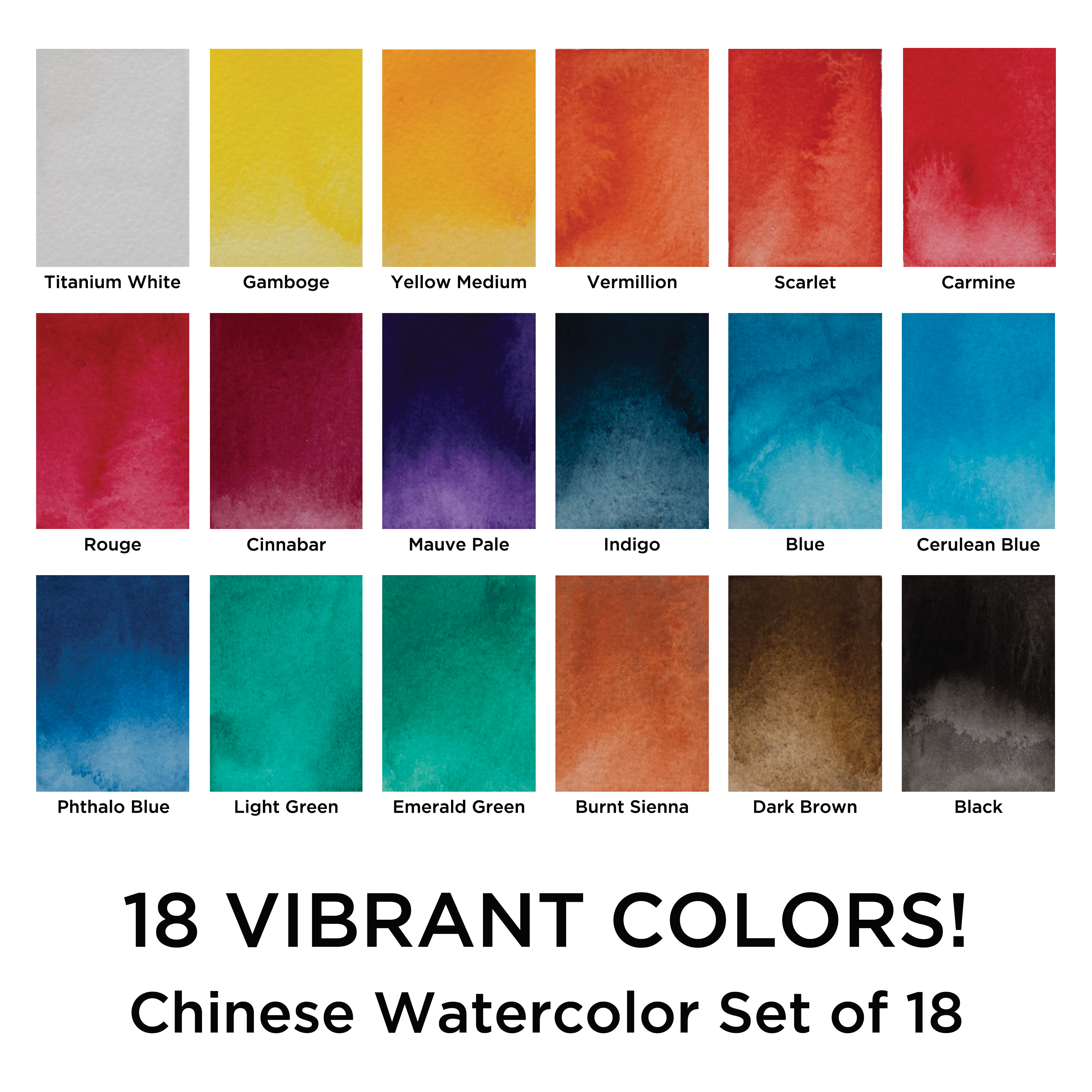 Maries chinese watercolor painting set jerrys artarama open color andor size chart click here geenschuldenfo Images